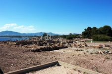 Free The Archaeological Site Of Nora. Royalty Free Stock Images - 18944989