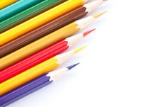Free Bar Color Pencil Variety. Stock Photos - 18946503
