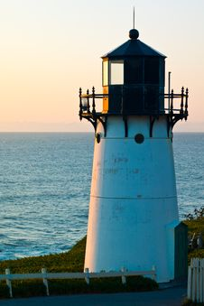 Free Point Montara Lighthouse Stock Image - 18946691