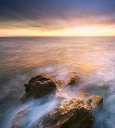 Free Beautiful Seascape. Stock Photos - 18946823