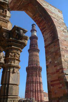Free Qutub Minar Stock Image - 18946931