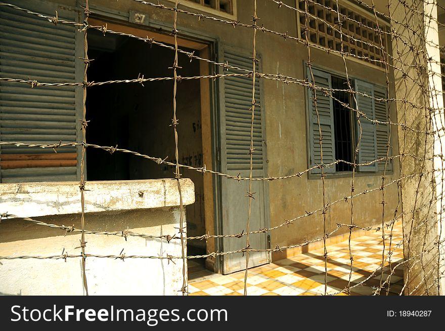 Suol Sleng prison