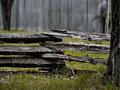 Free Split Rail Fence Royalty Free Stock Photography - 18952247