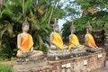 Free Four Buddha Images Royalty Free Stock Photos - 18955188