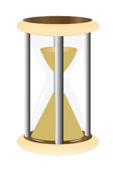 Free Hourglass Stock Photo - 18950130