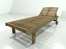 Free Deck Chair Stock Images - 18950414