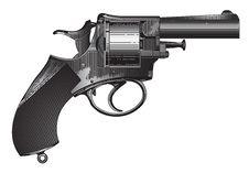 Free Revolver Stock Photo - 18951630