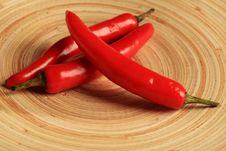 Free Hot Pepper Stock Photography - 18951862