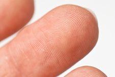 Free Macro Photo Of Finger Stock Images - 18952034