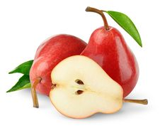 Free Red Pears Stock Photography - 18952492