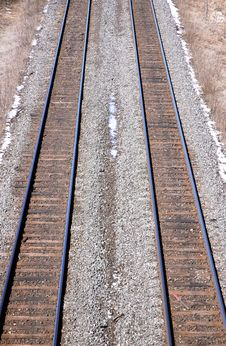 Free Tracks Stock Photos - 18953833