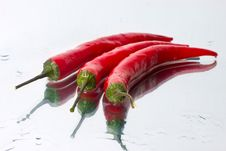 Free Peppers Royalty Free Stock Photos - 18956418