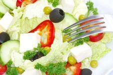 Free Salad Royalty Free Stock Photography - 18958517