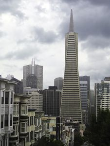 Free San Francisco Skyline Stock Photos - 18958523