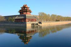 Free Forbidden City China Stock Image - 18959461