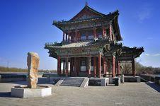 Free Beijing Summer Palace Chineses Pavilion Stock Image - 18959731