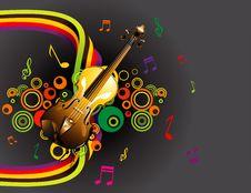 Free Music Illustration Royalty Free Stock Photos - 18959918