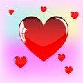 Free Heart Stock Image - 18963831