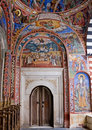 Free Ceiling Of Rila Monastery In Bulgaria Royalty Free Stock Image - 18965066