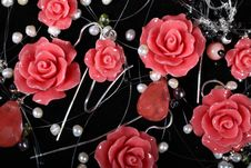 Free Porcelain Roses Stock Images - 18960014