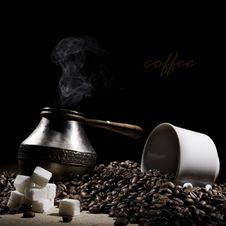 Free Coffee Royalty Free Stock Photos - 18960618