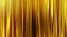 Free Golden Curtain Stock Images - 18960974