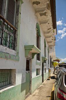 Free Panama City Street Royalty Free Stock Photo - 18961125
