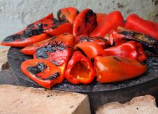 Free Red Peppers Stock Photo - 18961270