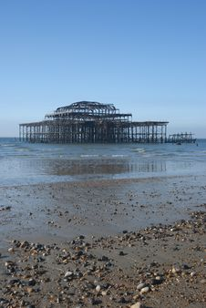 Free West Pier Stock Photography - 18961462