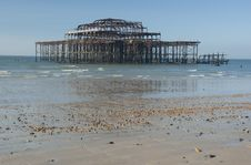 Free West Pier Stock Image - 18961481