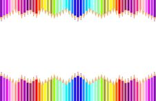 Free Multicolored Pencils Stock Image - 18962211