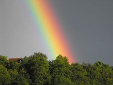 Free Rainbow Stock Photo - 18962870