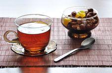 Free Tea With Lemon Royalty Free Stock Image - 18963056