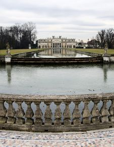 Free Villa Pisani Stra Stock Photography - 18963062