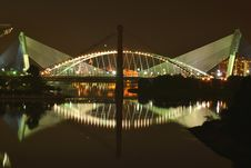 Free Seri Saujana Bridge Stock Photos - 18963273