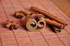 Free Cinnamon Royalty Free Stock Photo - 18963275