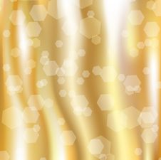 Free Golden Background Stock Photo - 18964140