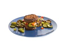 Free Mixed Grilled Vegetables Royalty Free Stock Photo - 18964705