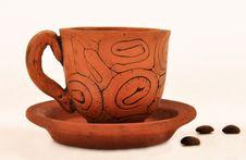 Ceramic Ware Royalty Free Stock Photo