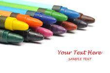 Free Crayon Pencil Stock Image - 18966021