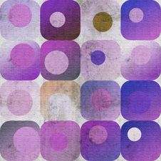 Free Squares And Circles Background Stock Photo - 18968200
