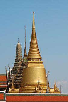 Free Buddist Stupas Stock Images - 18968894