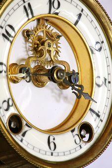 Free Clock Face Stock Photo - 18969130