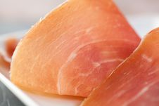 Prosciutto Crudo Stock Photography