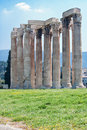 Free Temple Of Zeus Royalty Free Stock Photography - 18971527