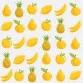 Free Fruit Pattern Stock Image - 18972751