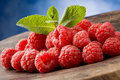 Free Raspberries Royalty Free Stock Photos - 18974918