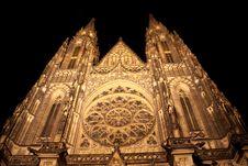 Free Saint Vitus Cathedral Stock Photos - 18971003