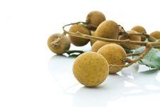 Free Longan Fruit Stock Photo - 18971460