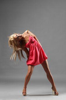 Free The Dancer Stock Photos - 18972313